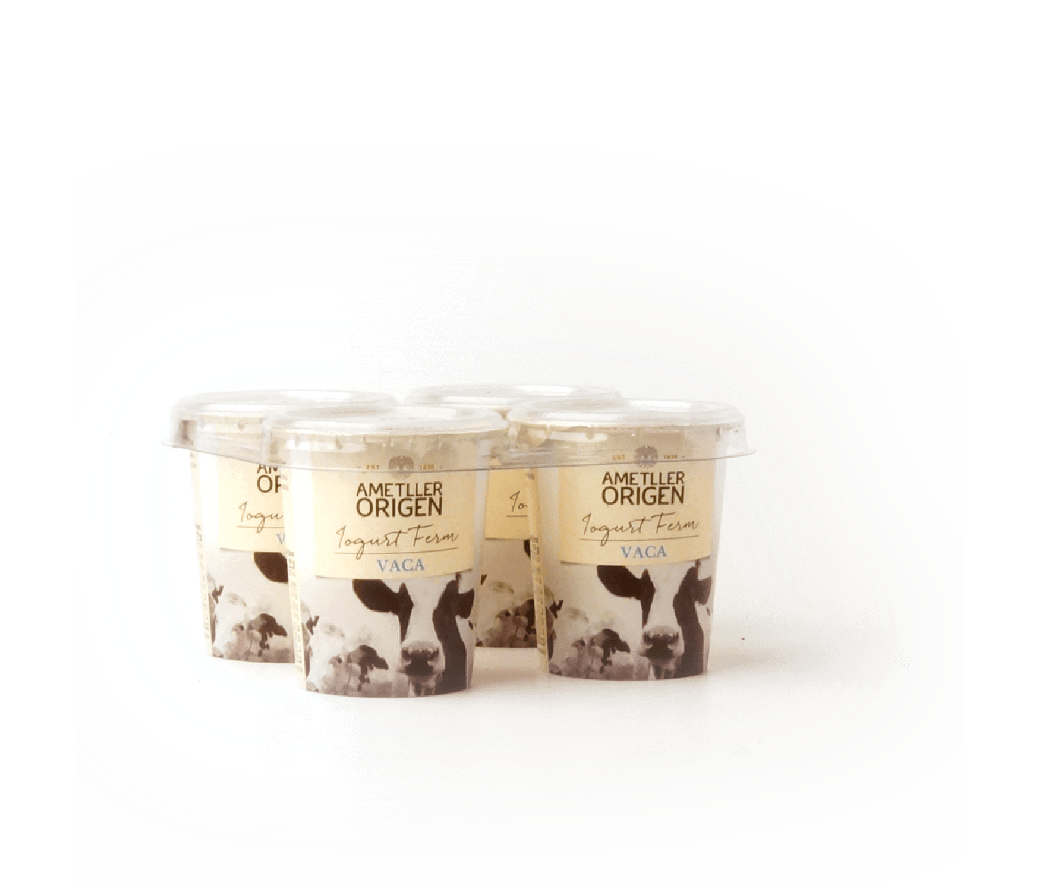Iogurt natural Ferm AO 125g 4u.