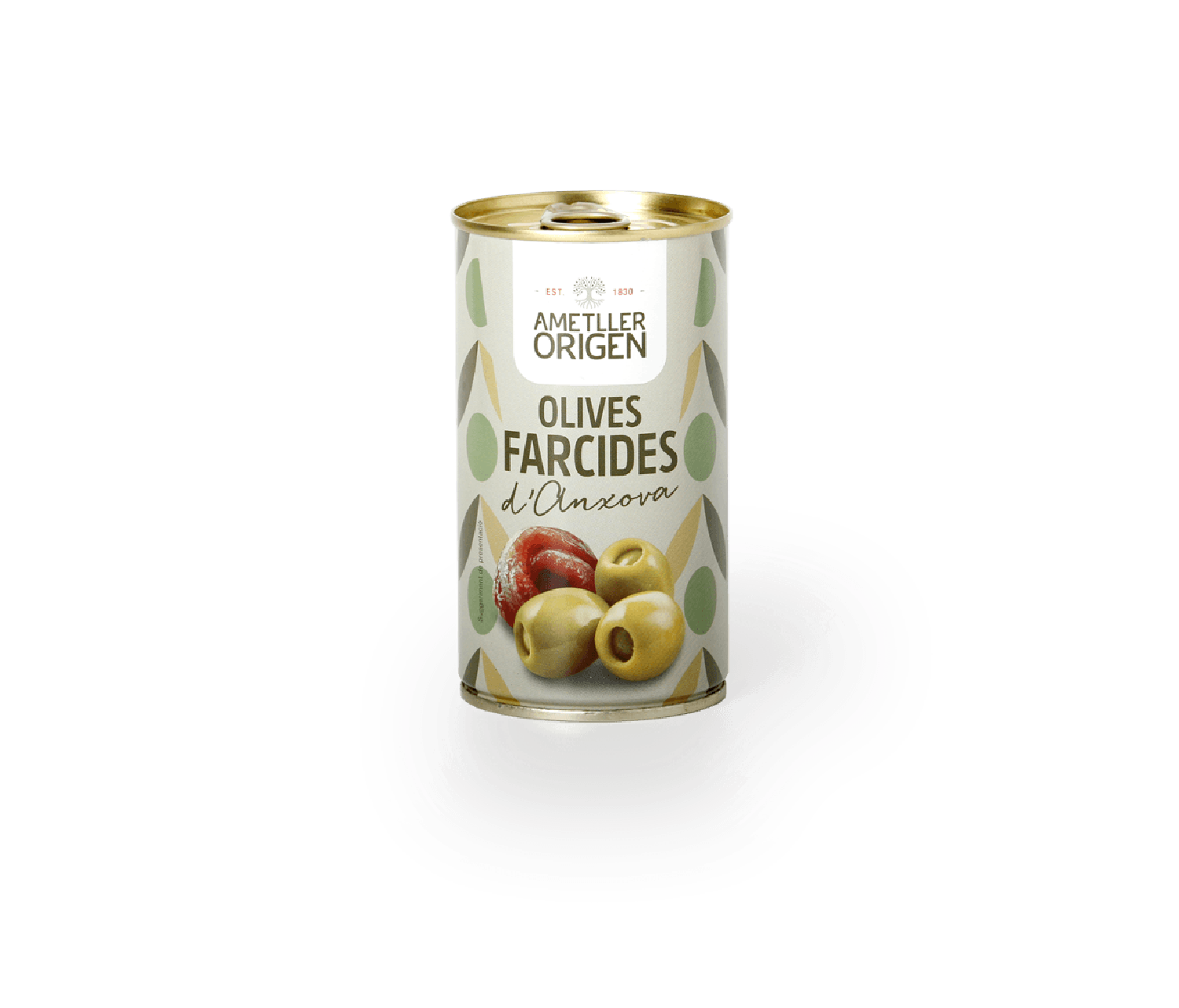 Olives farcides d'anxova AO 150g