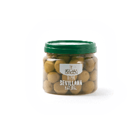 Oliva sevillana natural AO 300g