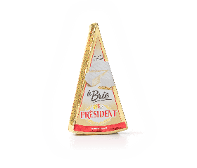 Formatge brie puntes PRESIDENT 200g