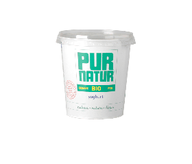 Iogurt natural ECO PUR NATUR 750g