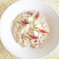 RISOTTO AMB FIGUES