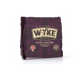 Cheddar blanco WYKE FARMS 200g