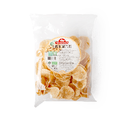 chips de garbanzos NATURSOY 70g